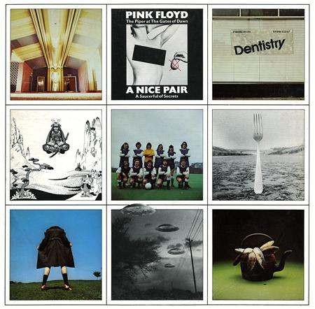 Pink Floyd - A Nice Pair (2LP) [EOP-93129B~ - Zortam Music