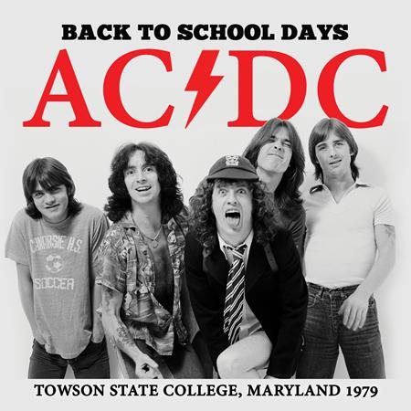 ACDC - Towson State College, Towson, Md. 10-16-79 - Lyrics2You