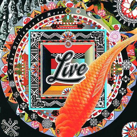 Live - The Distance to Here - Lyrics2You