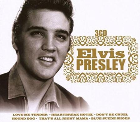 Elvis Presley - Elvis Presley - Forever Gold [Disc 2] - Zortam Music