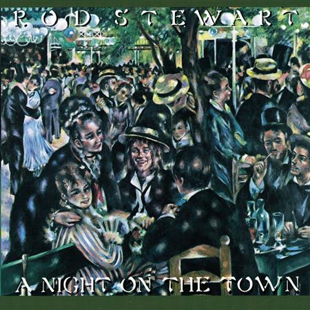 Rod Stewart - A Night On The Town {2009 Lim 2 CD Ed} (CD 2 - Early Versions) - Zortam Music