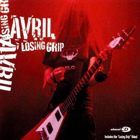Avril Lavigne - Losing Grip (UK) - Zortam Music