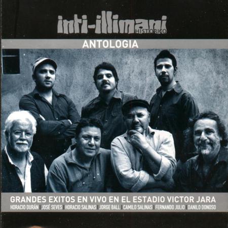 Inti-Illimani - Antologãa En Vivo - Zortam Music