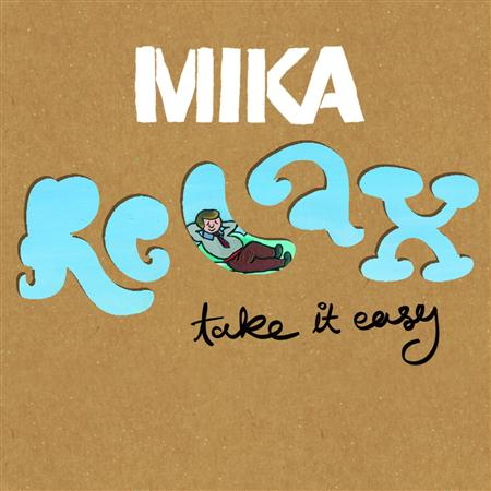 MIKA - Relax, Take it Easy CDS - Zortam Music