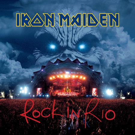 Iron Maiden - Rock In Rio (Live Album) - Zortam Music