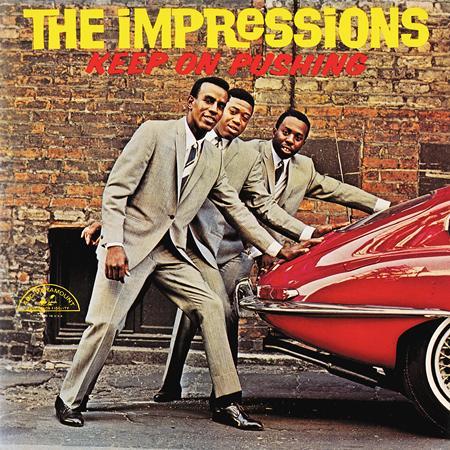Impressions - Keep On Pushing - Zortam Music