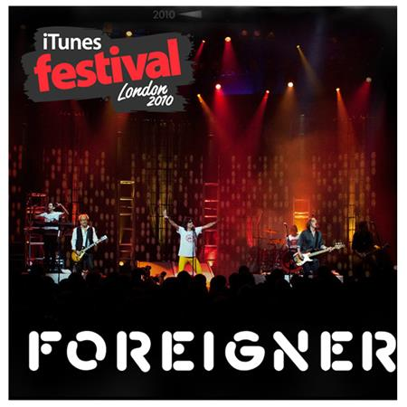 Foreigner - Itunes Live London Festival