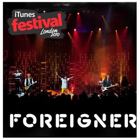 Foreigner - Itunes Live London Festival