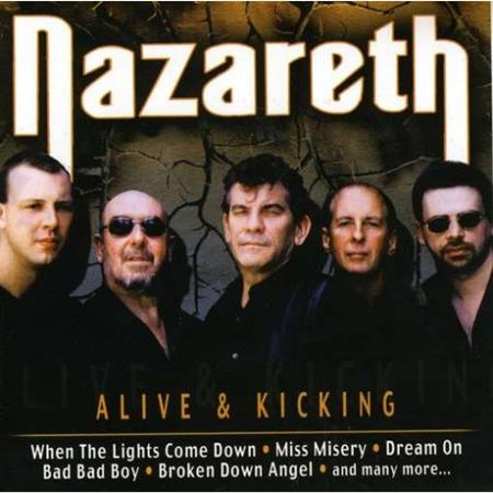 Nazareth - Alive And Kicking - Zortam Music