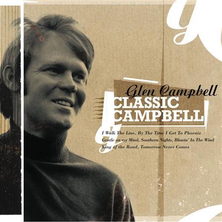Glen Campbell - Classic Campbell [disc 2] - Zortam Music