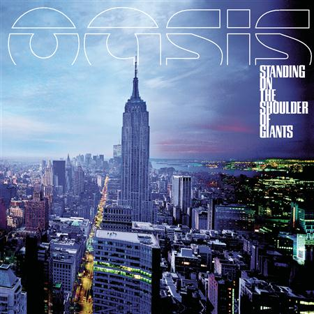 Oasis - Standing On The Shoulder Of Giants [Epic, ESCA 8118] - Zortam Music