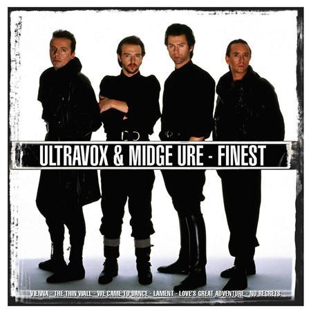 Ultravox - Finest [disc 1] - Zortam Music