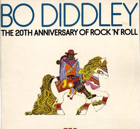 Bo Diddley - The 20th Anniversary Of Rock