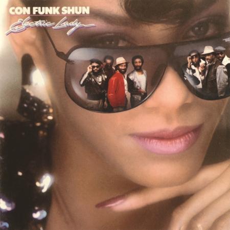 Con Funk Shun - Electric lady (1985) [Vinyl LP] - Zortam Music