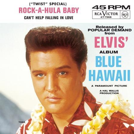 Elvis Presley - Rock-A-Hula Baby [Single] - Zortam Music