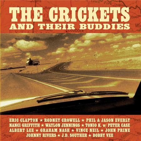 02 - The Crickets and Their Buddies - Zortam Music
