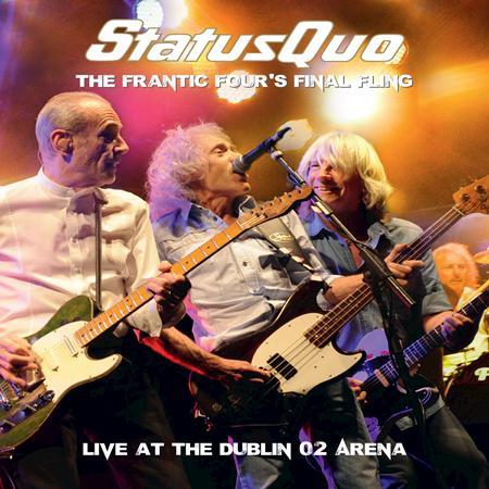 Status Quo - Status Quo The Frantic Four