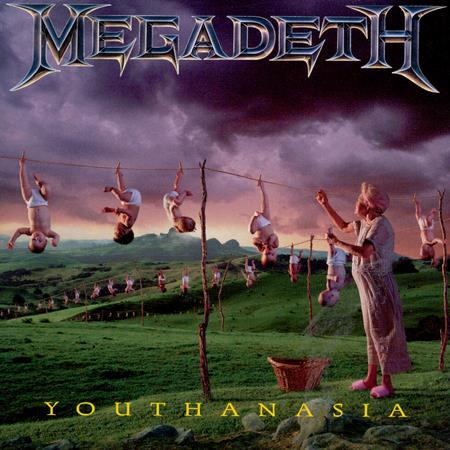 Megadeth - Youthanasia (Re-Mastered) - Zortam Music