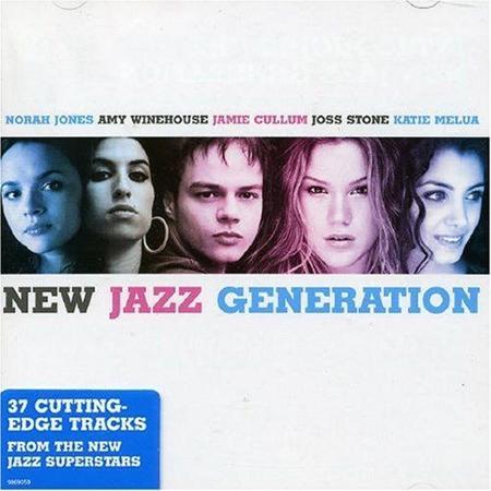 Amy Winehouse - New Jazz Generation [disc 1] - Zortam Music