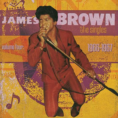 James Brown - The Singles, Volume 4 [disc 1] - Zortam Music