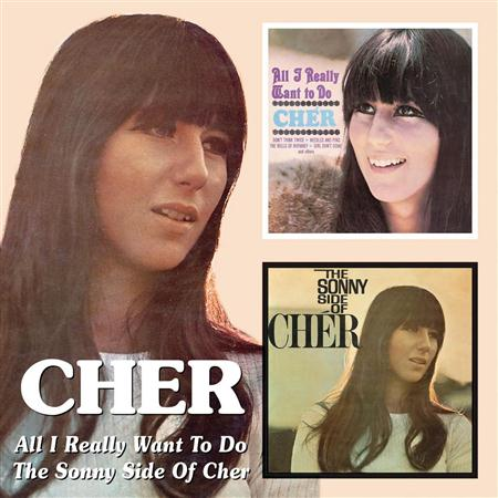 Cher - All I Really Want to Do/The Sonny Side of Cher - Zortam Music