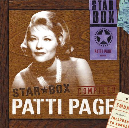 Patti Page - The Late