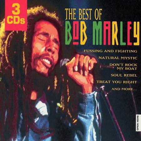 Bob Marley & The Wailers - Best Of Bob Marley [disc 1] - Zortam Music