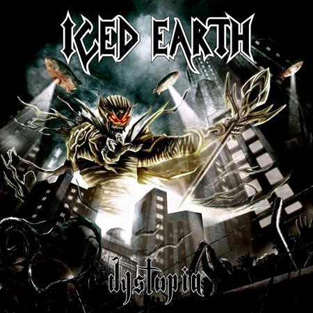Iced Earth - Dystopia [bonus Tracks] - Zortam Music
