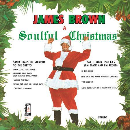 James Brown - Soulful Christmas - Lyrics2You