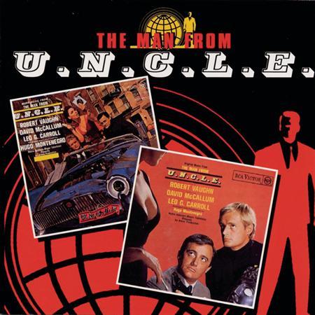 Hugo Montenegro - The Man From Uncle - Zortam Music