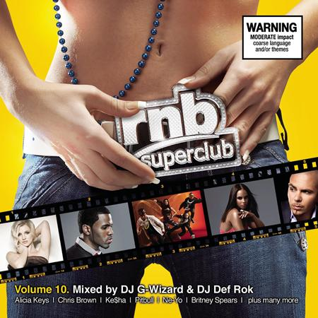 Various Artists - Rnb Superclub Volume 10 - Zortam Music