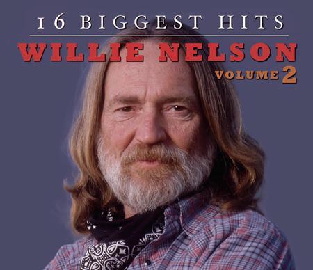 Willie Nelson - 16 Biggest Hits, Volume 2 - Zortam Music