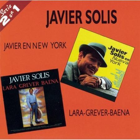 Javier Solis - Javier en nueva york - Zortam Music