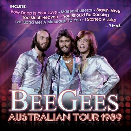 Bee Gees - Australian Tour 1989 - Zortam Music