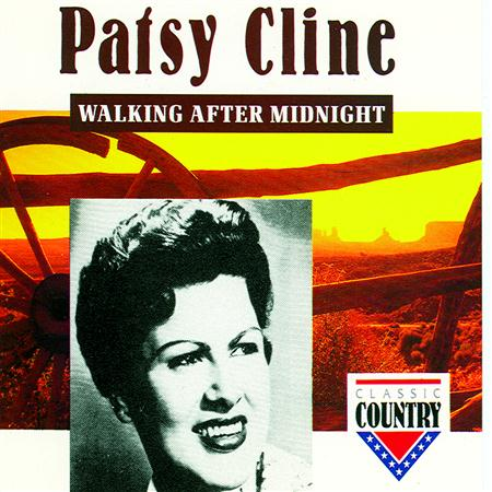 Patsy Cline - Walking After Midnight - Zortam Music