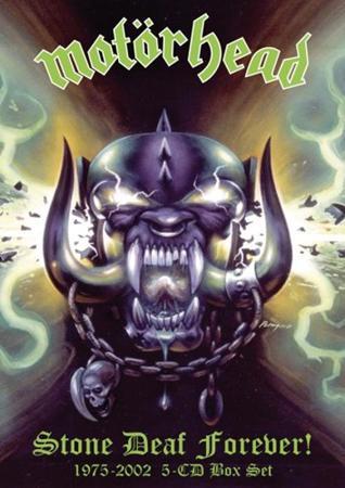 MOTORHEAD - Stone deaf forever! Disc Three 1987-1996 - Zortam Music