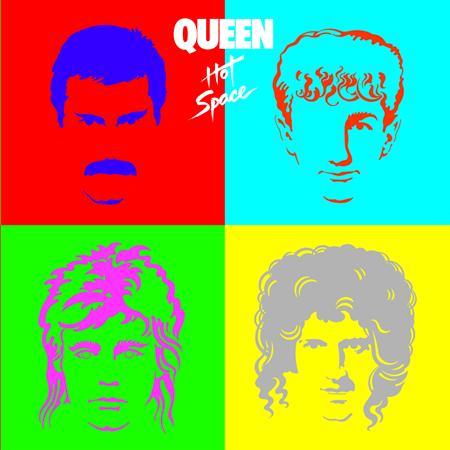 Queen - Hot Space - Zortam Music