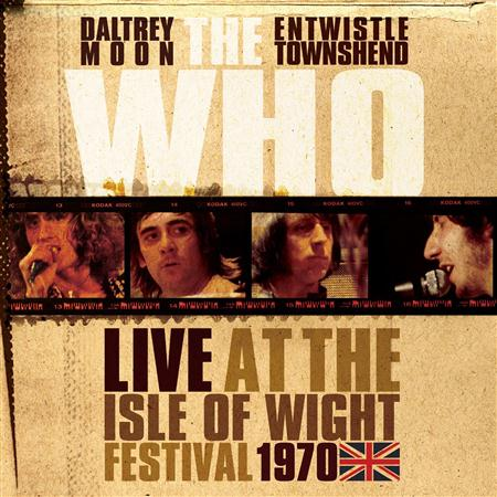 The Who - Live At The Isle Of Wight Festival 1970 (CD1) - Zortam Music