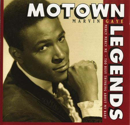 Marvin Gaye - Motown Legends: Mercy Mercy Me - Zortam Music