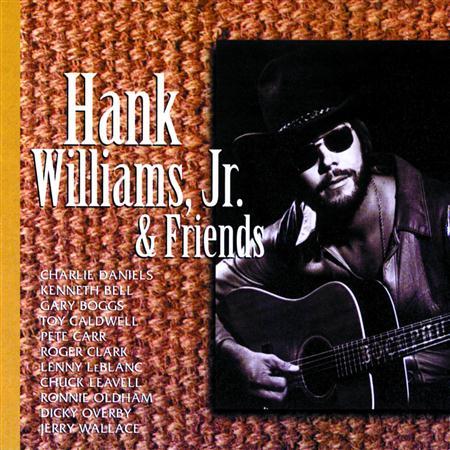 Hank Williams Jr. - Hank Williams, Jr.