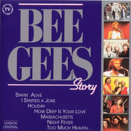 The Bee Gees - Story - Zortam Music