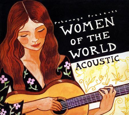 Sandrine Kiberlain - Putumayo Presents: Women Of The World Acoustic - Zortam Music