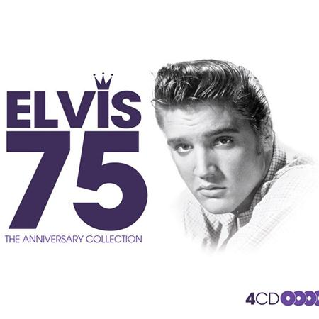 Elvis Presley - Elvis Presley Anniversary Collection 75 Songs - Zortam Music