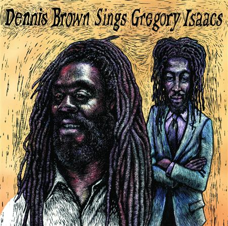 Dennis Brown - Dennis Brown Sings Gregory Isaacs - Zortam Music
