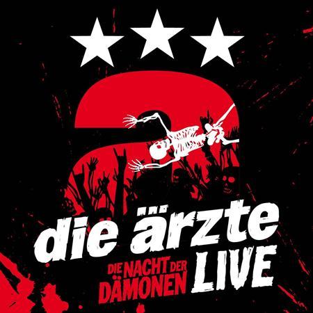 Die Ärzte - Die Nacht Der Dämonen [Live] [Disc 2] - Zortam Music