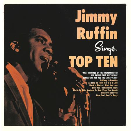 Jimmy Ruffin - Music For Groovin