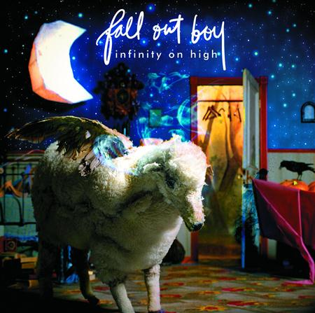 Fall Out Boy - Infinity On High (Deluxe Limited Edition) Disc 1 - Zortam Music