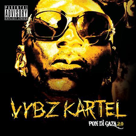 Vybz Kartel - Pon Di Gaza 2.0 [disc 1] - Zortam Music