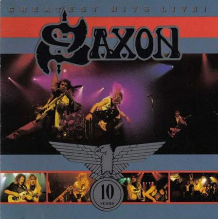 Saxon - More Greatest Hits Of The
