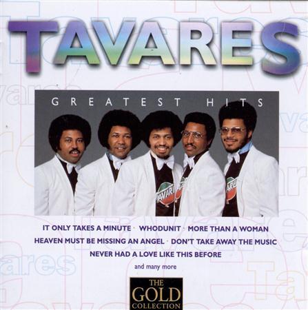 Tavares - The Gold Collection - Zortam Music